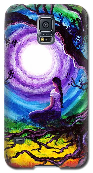 Tree Of Life Meditation Galaxy S5 Case