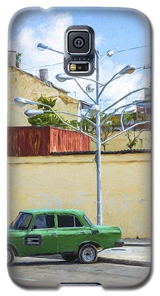 Tree Of Light Galaxy S5 Case