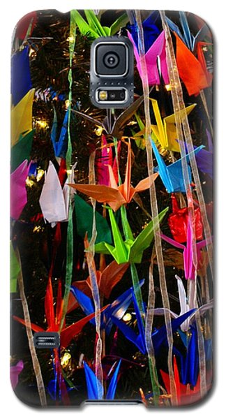 Tree Of Many Colors Galaxy S5 Case