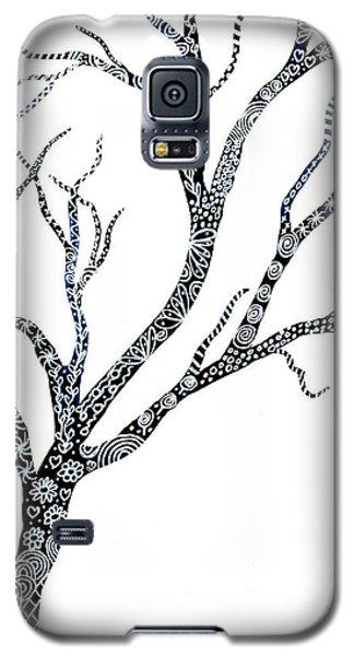 Tree Of Strength Galaxy S5 Case