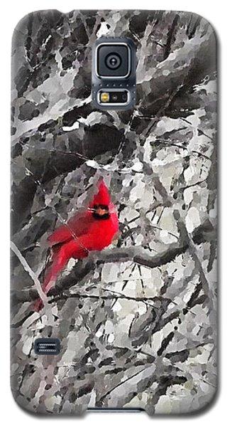 Tree Ornament Galaxy S5 Case