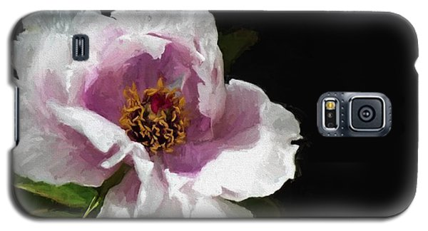 Tree Paeony II Galaxy S5 Case