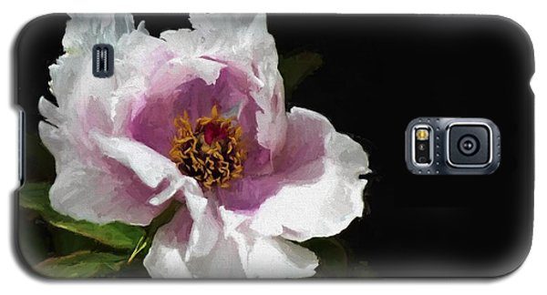 Tree Paeony II Galaxy S5 Case