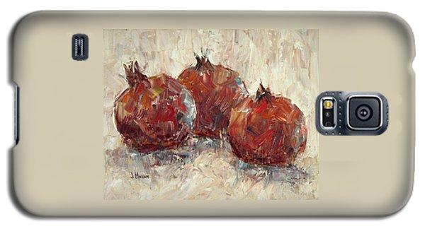 Three Pomegranates Galaxy S5 Case