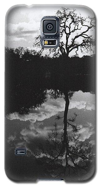 Tree Reflection Sebastopol Ca, Galaxy S5 Case