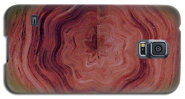Tree Rings Galaxy S5 Case