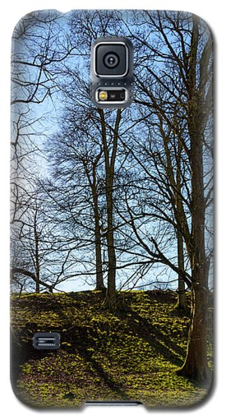 Tree Silhouettes Galaxy S5 Case