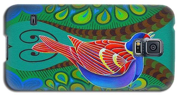 Tree Sparrow Galaxy S5 Case by Jane Tattersfield