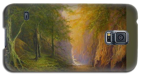 Tree Spirit Galaxy S5 Case