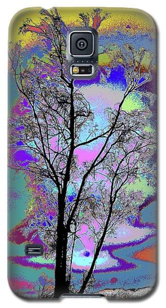 Tree - Story Of Life Galaxy S5 Case