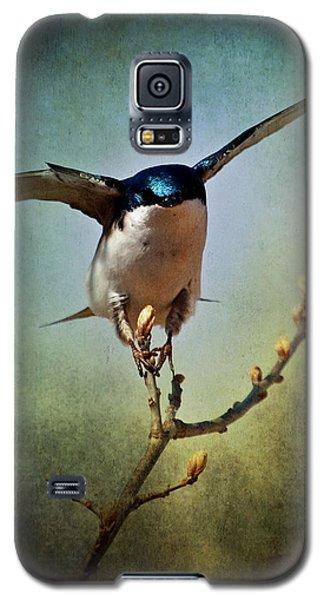 Tree Swallow 2 Galaxy S5 Case
