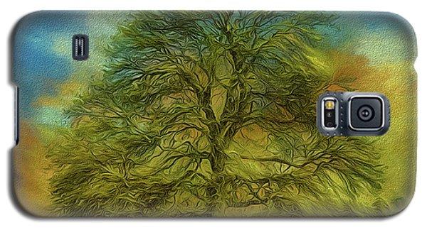 Tree Three Galaxy S5 Case