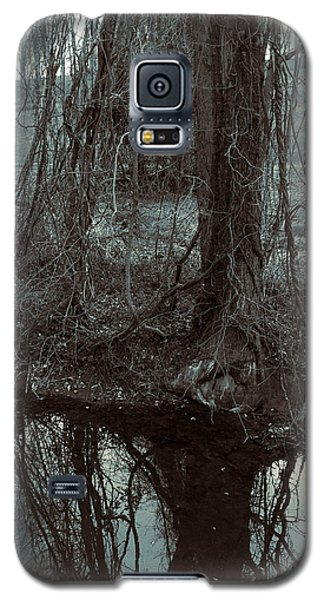 Tree Vines Water Galaxy S5 Case