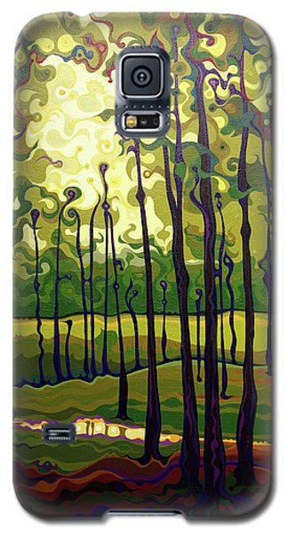 Treecentric Summer Glow Galaxy S5 Case