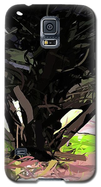 Trees 1 Galaxy S5 Case