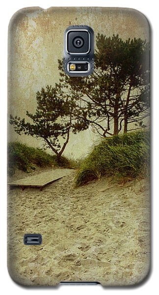 Trees By The Sea Galaxy S5 Case