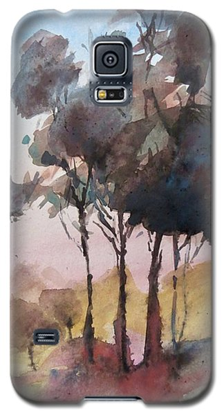 Trees Galaxy S5 Case by Geni Gorani