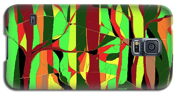 Trees In The Garden Galaxy S5 Case