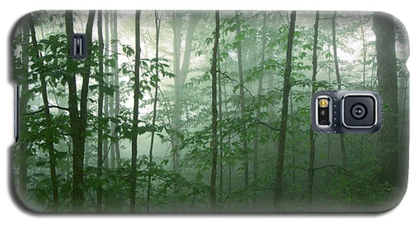 Trees In The Mist Galaxy S5 Case