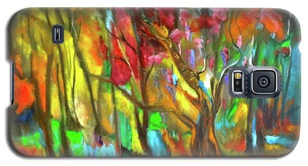 Trees Galaxy S5 Case by Jenny Lee