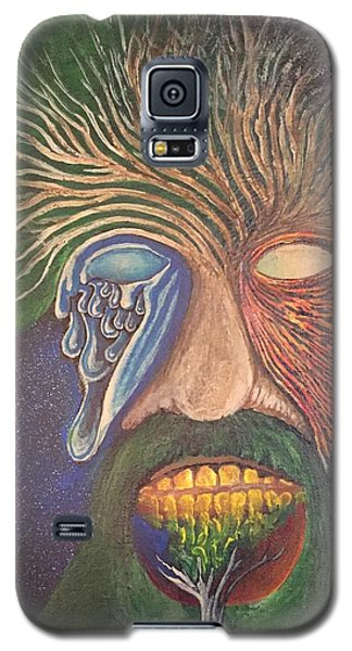 Trees Galaxy S5 Case by Steve  Hester