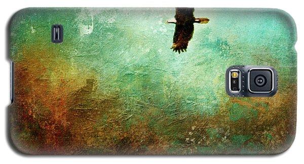 Treetop Eagle Flight Galaxy S5 Case