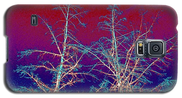 Treetops 4 Galaxy S5 Case