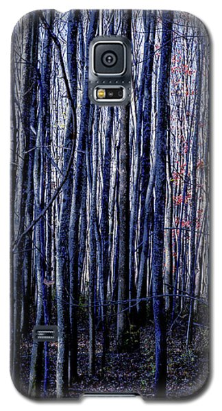 Treez Blue Galaxy S5 Case