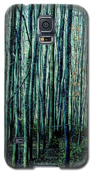 Treez Cyan Galaxy S5 Case