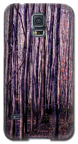 Treez Magenta Galaxy S5 Case