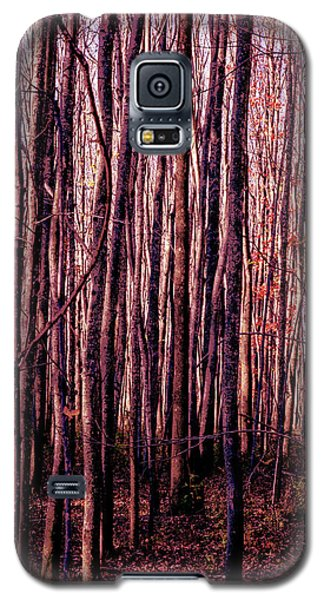 Treez Red Galaxy S5 Case
