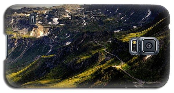 Trekking Thru Austria Galaxy S5 Case