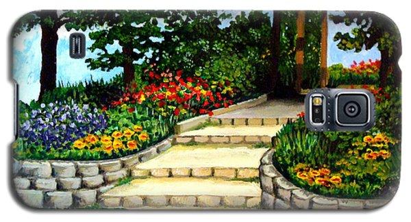 Trellace Gardens Galaxy S5 Case