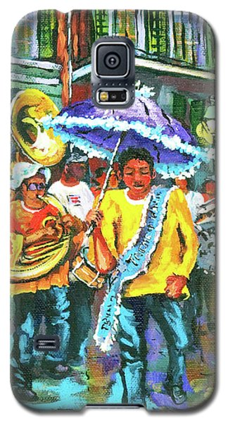Treme Brass Band Galaxy S5 Case