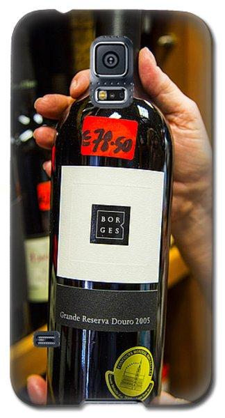 Tremendous Wine Galaxy S5 Case by Rick Bragan