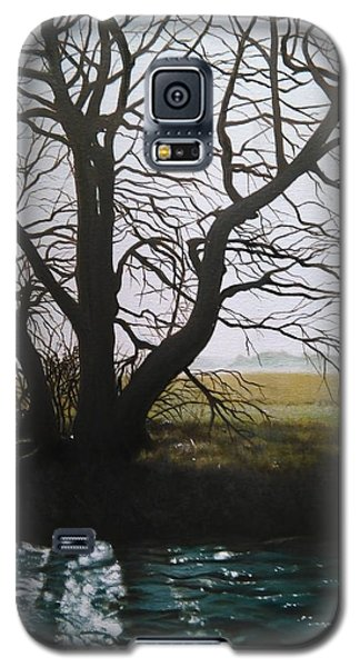 Trent Side Tree. Galaxy S5 Case