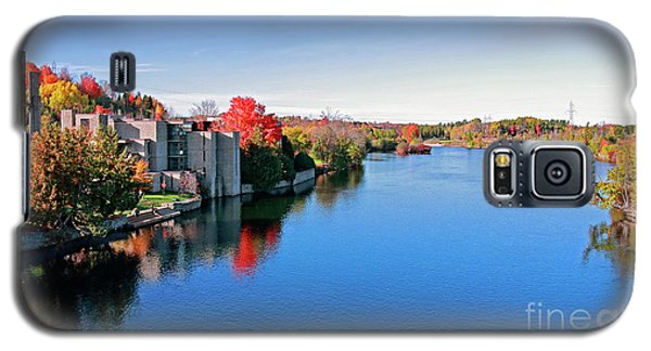 Trent University Peterborough Campus Galaxy S5 Case by Charline Xia