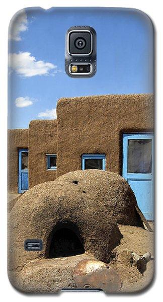 Tres Casitas Taos Pueblo Galaxy S5 Case
