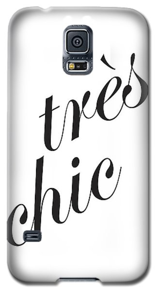 Tres Chic Galaxy S5 Case