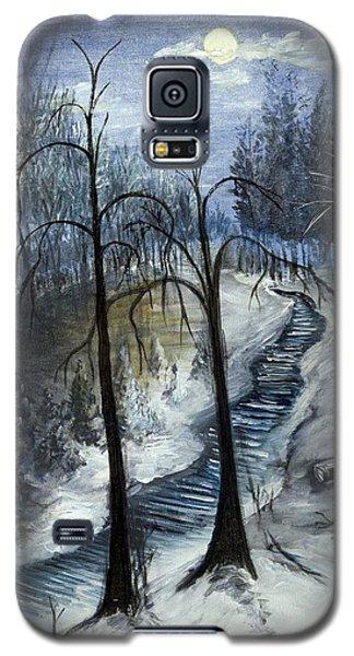 Tresa's Nite Galaxy S5 Case