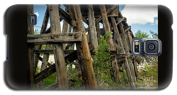 Trestle Timber Galaxy S5 Case