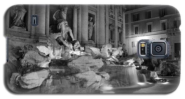 Trevi Fountain Night 2 Galaxy S5 Case