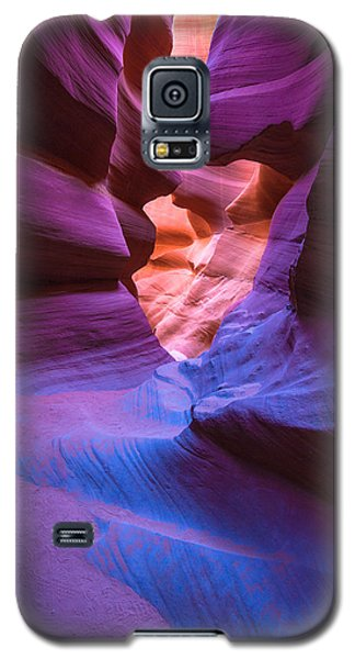 Tri-color- Lower Antelope Canyon Galaxy S5 Case