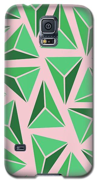 Triangle Geo Galaxy S5 Case