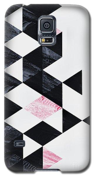 Triangle Geometry Galaxy S5 Case