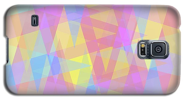 Triangle Jumble 2 Galaxy S5 Case by Shawna Rowe