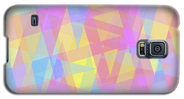 Triangle Jumble 2 Galaxy S5 Case