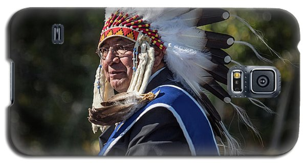 Tribal Elder Galaxy S5 Case