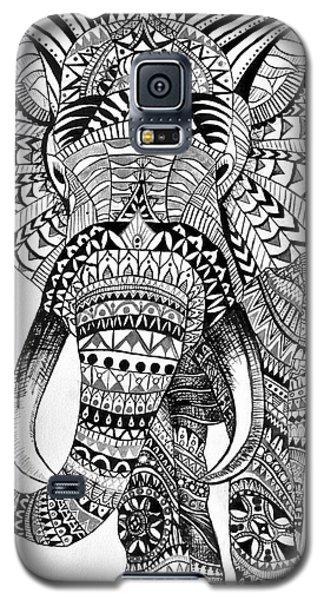 Tribal Elephant Galaxy S5 Case