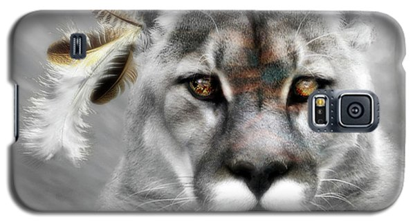 Galaxy S5 Case featuring the photograph Tribal by Yvonne Emerson AKA RavenSoul
